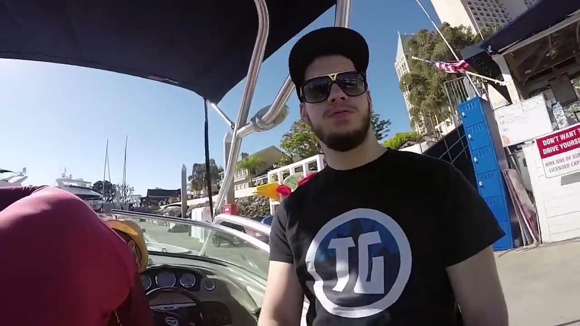 SAN DIEGO BOATING ADVENTURE! Real Life Vlogs with Typical Gamer! -TypicalGamer