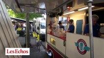 """Food truck : """"Le Camion qui Fume"""" veut réenchanter les marchés parisiens"""