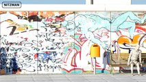+++ Berlin Wall / Berliner Mauer 1961-1989, 3D-Animation +++