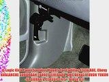 Q-Logic Kick Panel Speaker Mounts for Cadillac ESCALADE Chevy AVALANCHE SUBURBAN TAHOE SILVERADO