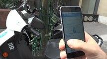 On a testé CityScoot, le scooter en libre service