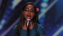 11-Year-Old Opera Singer Surprises Audience with Amazing Voice