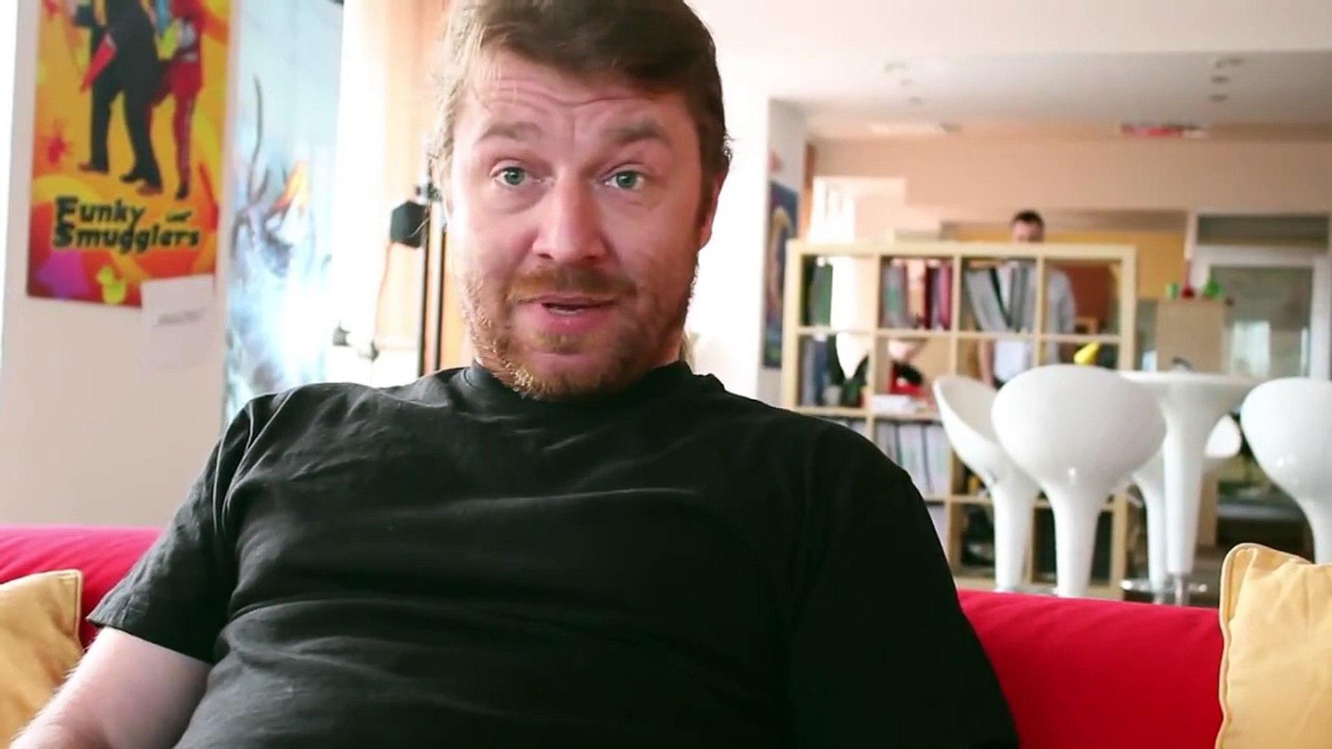 Meet Borys [Anomaly 2 videolog]