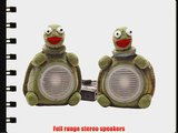 Computer Expressions Turtle Soft Speakers for Computer Ipod MP3