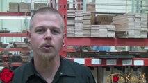 CARVIN : NECK BUILD : Watch Carvin Build a Custom Guitar! THE TONE DRAGON