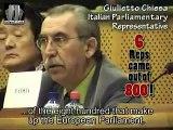 911 Giulietto Chiesa: USA controllano informazione europea