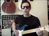 Smooth Criminal - Michael Jackson Guitar Lesson