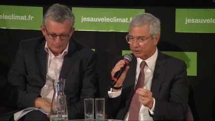 Forum Climat - Claude Bartolone (PS)