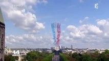 Défilé du 14 juillet 2011 - LE DÉFILÉ AÉRIEN