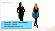 How to Do a Jump Back | Irish Step Dancing