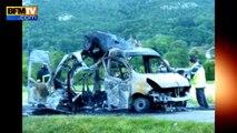 Haute-Savoie: des hommes armés attaquent une ambulance de pompiers, sans doute pour achever leur victime
