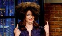 Maya Rudolph's HILARIOUS Rachel Dolezal Impression | What's Trending Now