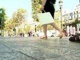 El hombre de los pies más grandes del mundo