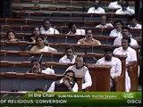 Narendra Modi Govt. Dares Opposition to Support Anti Conversion law