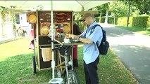 Mobiler Kaffeegenuss: In Lindau gibts Espresso und Co. vom Fahrrad