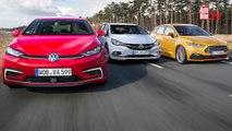Insider Kompakte - VW Golf, Opel Astra & Ford Focus (2017)