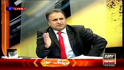 Chuadry Nisar was very active on Axact scam but inactive on today's BBC report Why :- Rauf Klasra