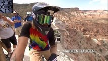 Ddownhill - Downhill Red Bull Rampage - Downhill Gopro [extreme sports 2015]