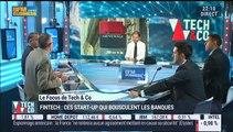 La Fintech va-t-elle révolutionner les systèmes bancaires traditionnels ?: Frédéric Simottel, Philippe Collombel, Jonathan Trevier et Pierre Lion - 24/06