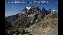 randonnée refuge du Glacier Blanc massif des Ecrins