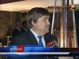 Intendente Waldo Mora se niega a entregar declaraciones | Antofagasta TV Noticias