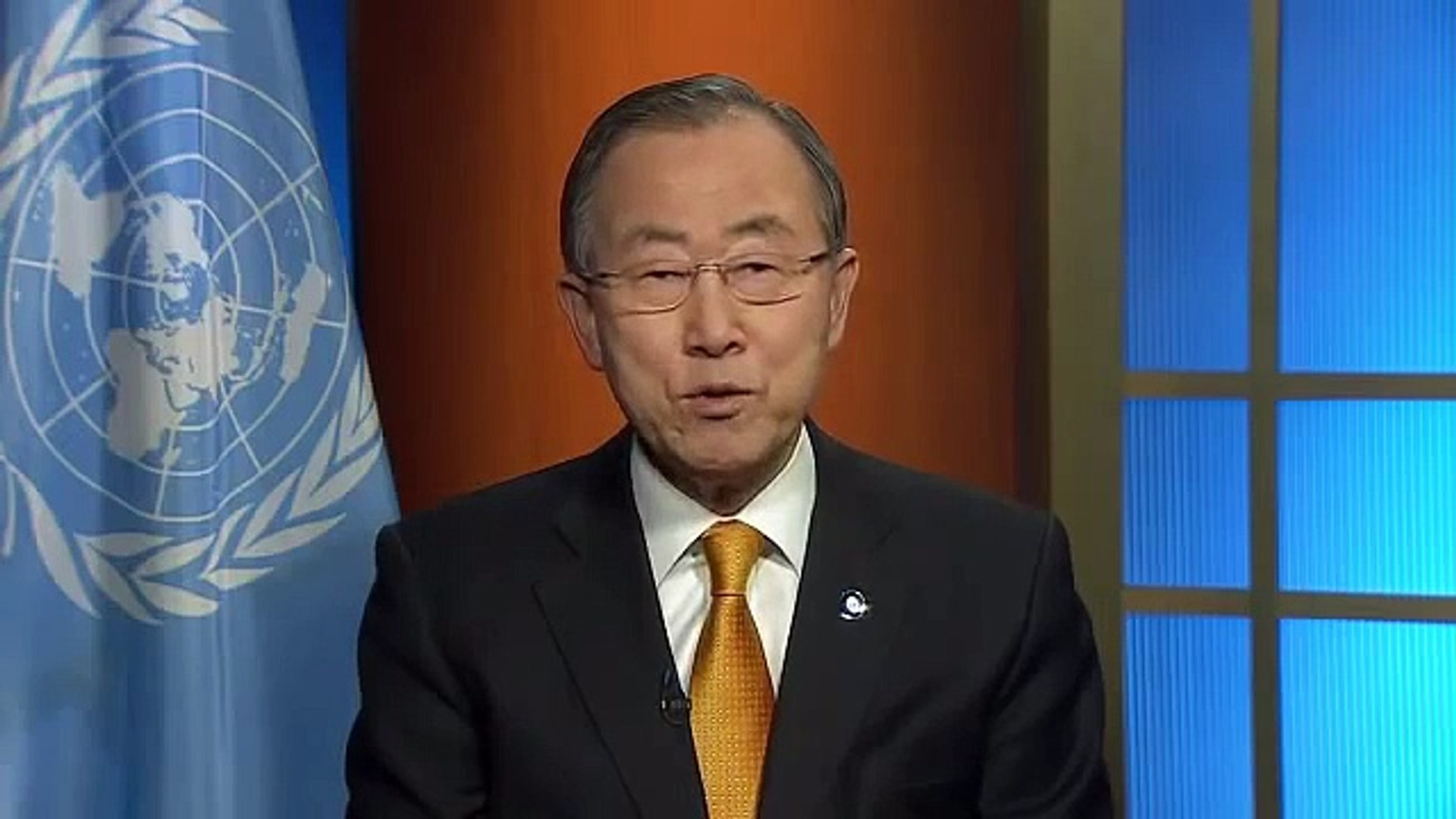 Ban Ki-moon - Message to the People of the Central African Republic