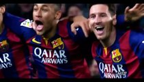 Barcelona MSN All 102 Goals Messi, Suarez & Neymar 2014 2015