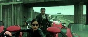 Morpheus vs Twins - Matrix Reloaded [HD]