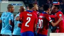 Edinson Cavani Red Card - Chile vs Uruguay 1-0 Copa America 2015 HD