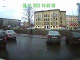 ДТП Авария Россия Санкт Петербург 08 11 2013