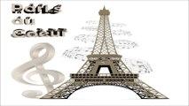 PARIS AU COER - Les plus belles chansons françaises - Famous French Songs