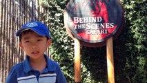 San Diego Zoo Safari Park: Look Who's Traveling