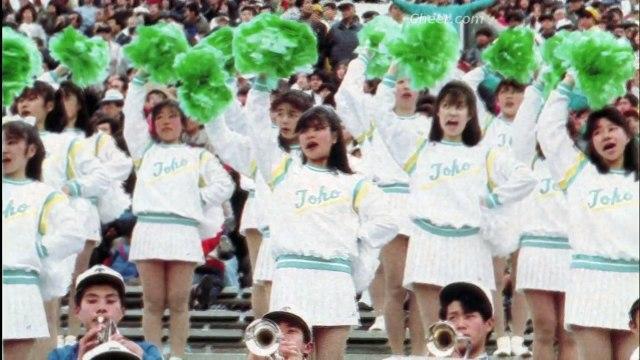 チアガール 高校野球1985 甲子園 選抜