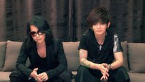 VAMPS  - Video Comments for 『VAMPS LIVE 2014-2015』Pt.1