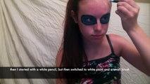 Madison Tripi || Cheshire Cat Makeup Tutorial ||