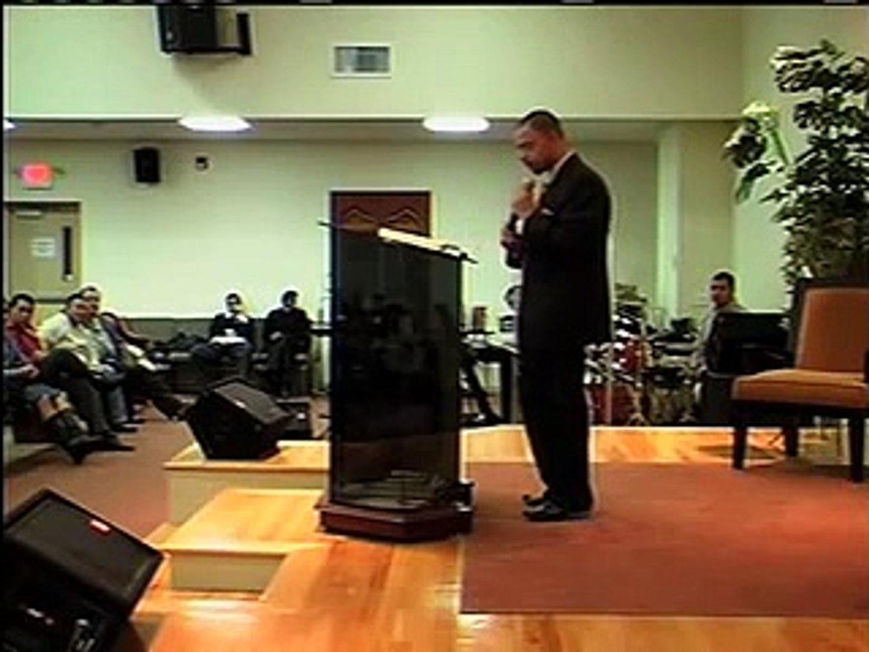Predica Pastor de Jovenes Erny Francisco