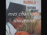 "MANOLO ""La chanson de MANOLO"""