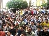 """كلمة د. إبراهيم الخولى (1) فى طلاب الأزهر فى مسيرة """"فلسطين فى قلب مصر""""_3"""