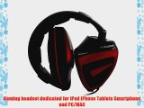 TekNmotion Intruder Gaming Headset for Tablets Smartphones PC and Mac