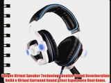 SADES SA-903 7.1 Sound Effect USB Gaming Headset Headphone Earset Earphone with Microphone