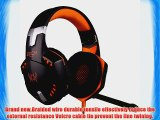 [New Model Fashion Game Headset] BenGoo EACH G2000 Professional Noise Canelling 3.5mm PC Stereo