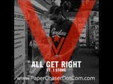 Nipsey Hussle - All Get Right Ft. J Stone [New CDQ Dirty NO DJ]