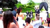 mariage de fred et servane