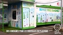 Conso - Des consignes pour les bouteilles plastiques - 20150625