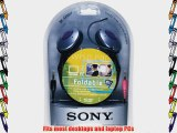 Sony DRG-250DP Street Style Stereo Headset for PC