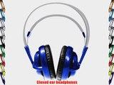 SteelSeries Siberia v2 Full-Size Gaming Headset (Blue)