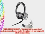 Plantronics Audio 995 USB Multimedia Headset with Noise Canceling Microphone - Compatible with