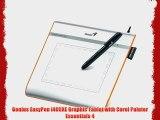 Genius EasyPen i405XE Graphic Tablet with Corel Painter Essentials 4