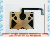 3CLeader? Trackpad Touchpad For MacBook Pro 15 Unibody A1286 2009 2010 2011 - 922-9035 922-9306