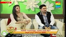 P1 Moin Khan A Pakistani Biker ADifferentAgenda com Live on Hum tv Morning Show   Dec 25th 2011